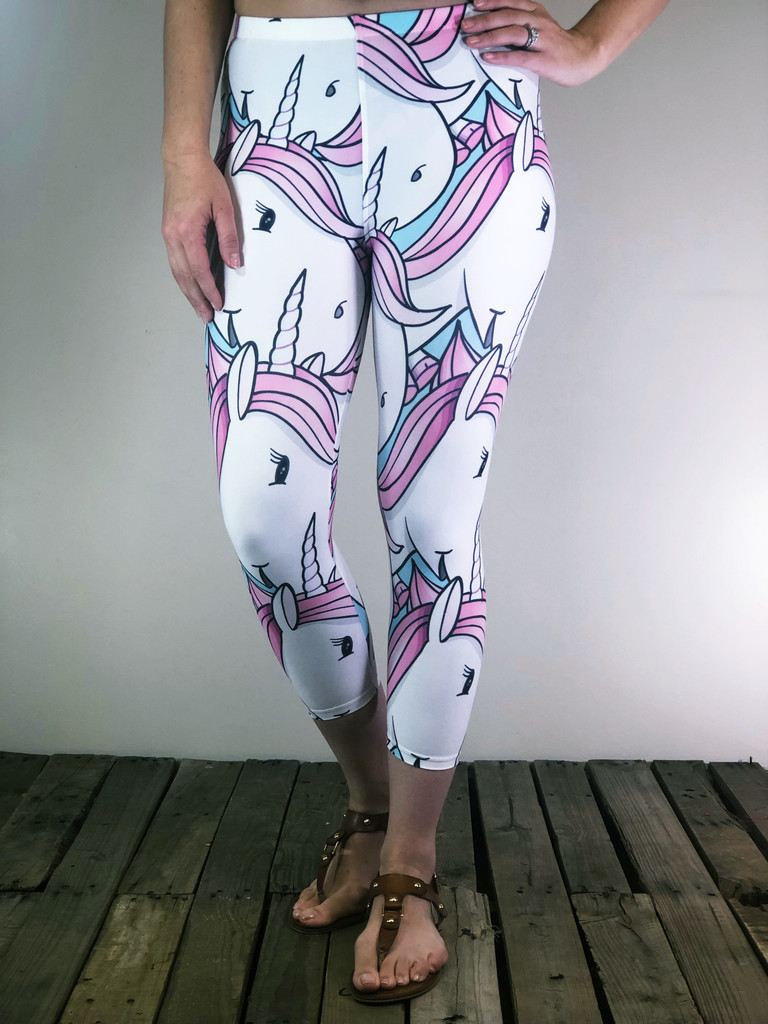Capri Sublimation- Let's Be Unicorns