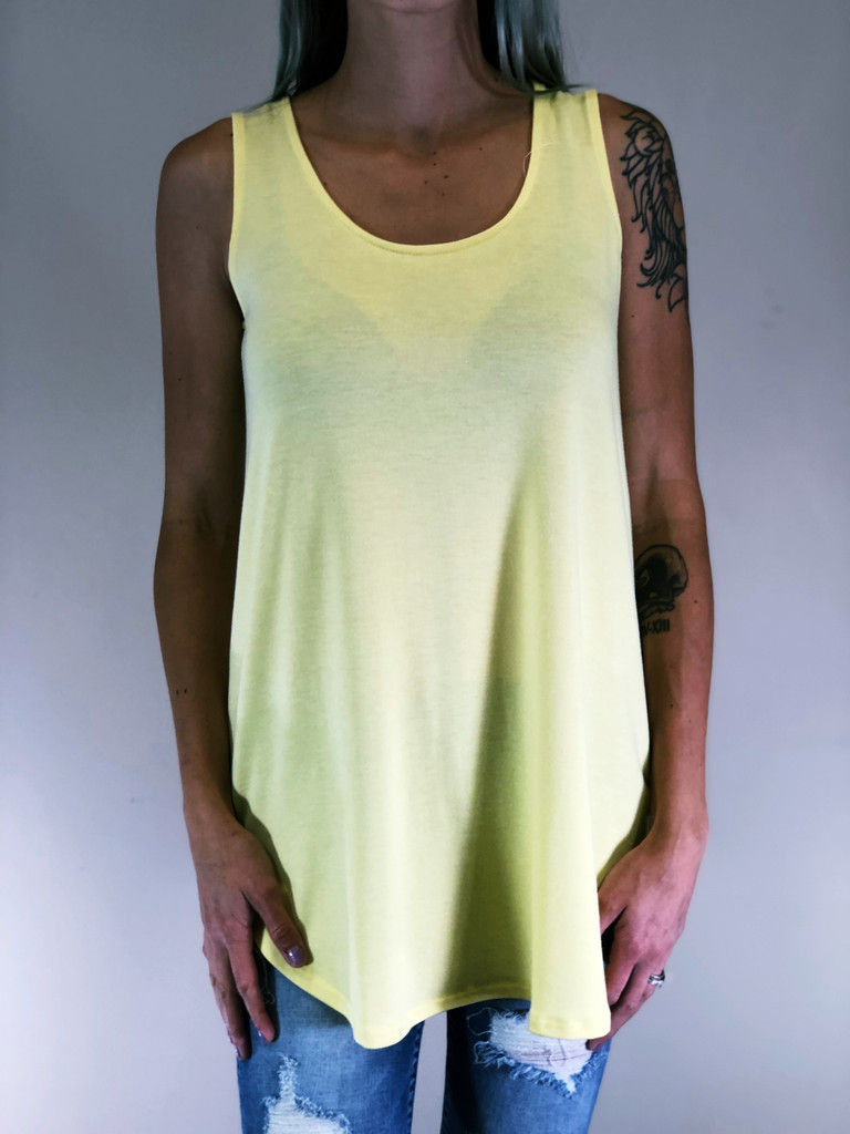 Tank Top- Sunshine