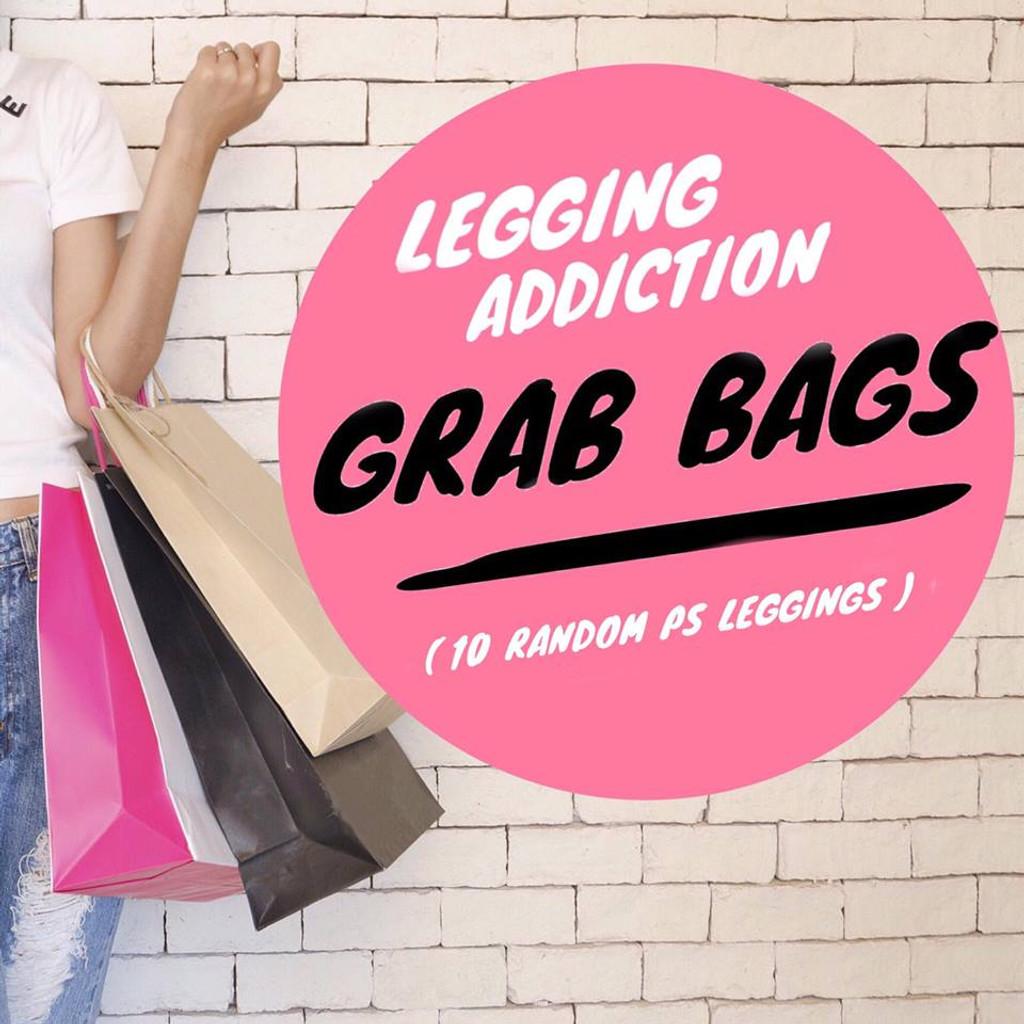 10- Piece Plus Size Sublimation Random Selection Grab Bags