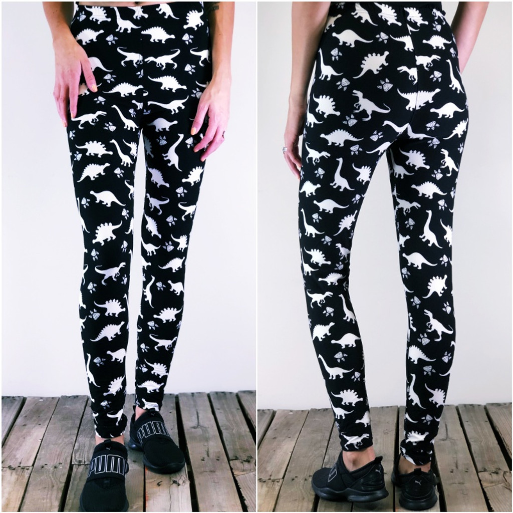 3XL/5XL (24-32)- Legging Before Time