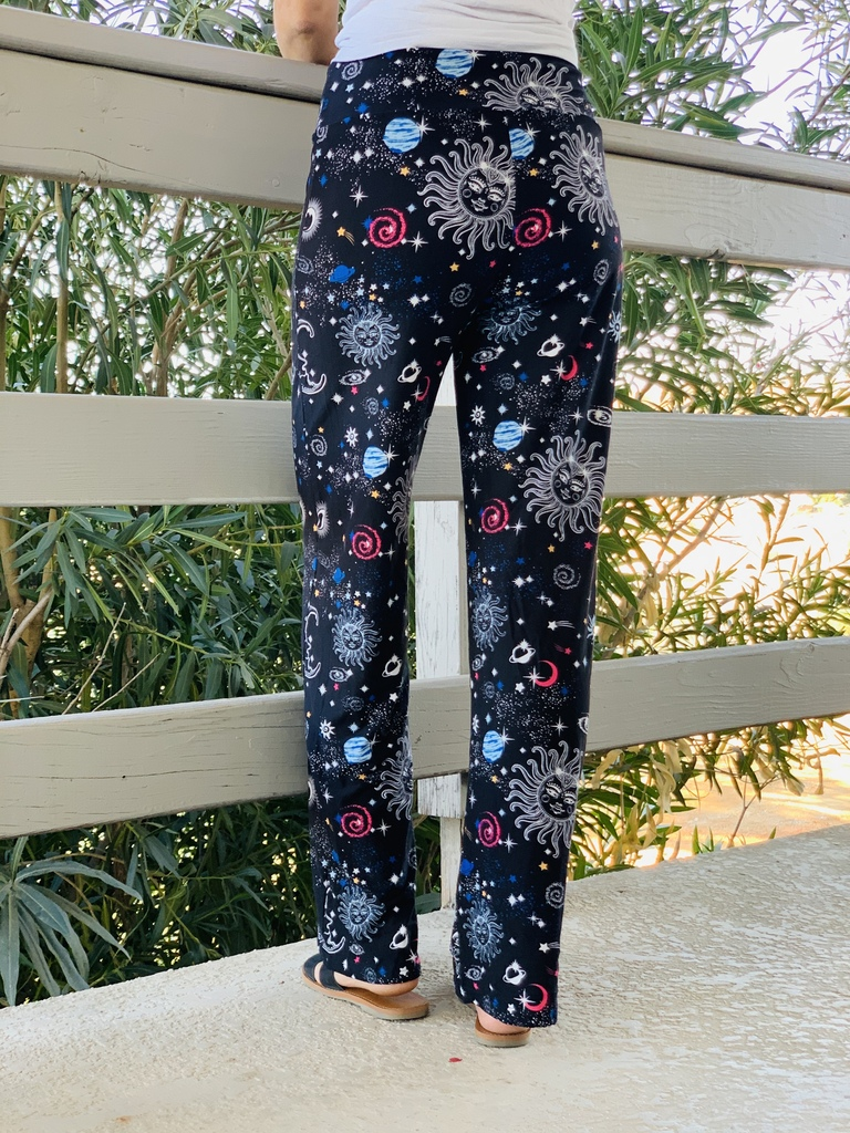 Pajama Pants/ Lounge Pants - To The Moon & Back