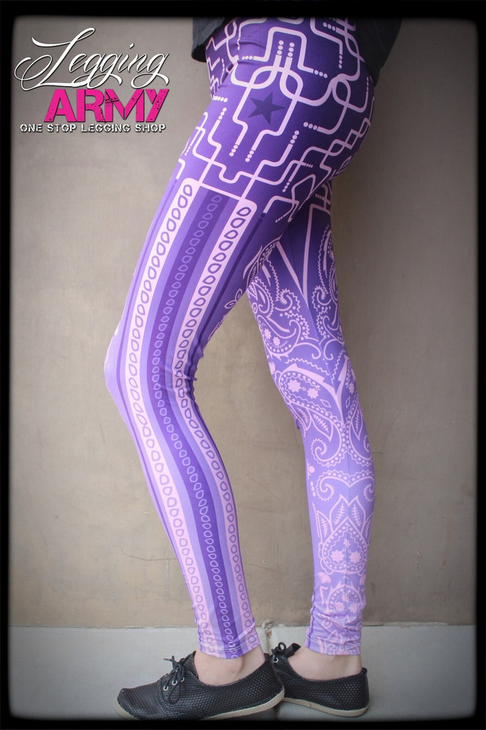 Sublimation- Purple Pandemonium