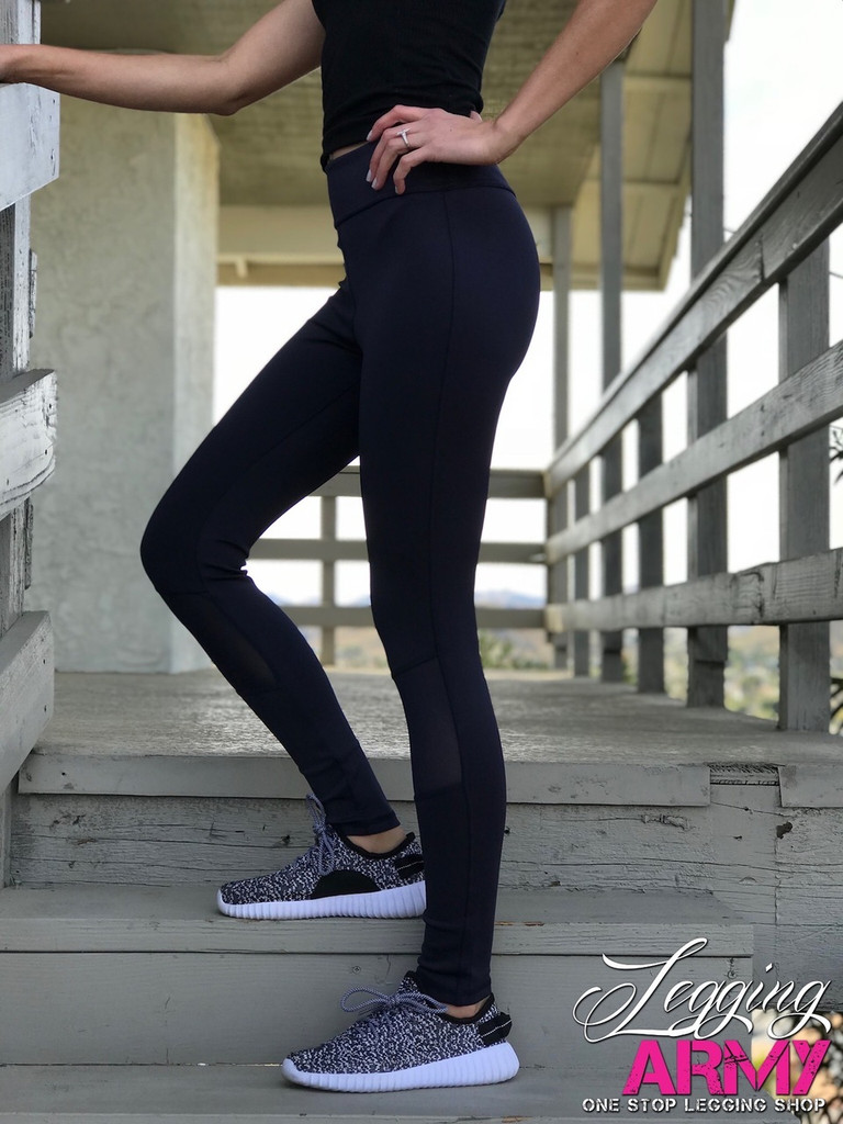 Activewear- Vigorous- Navy