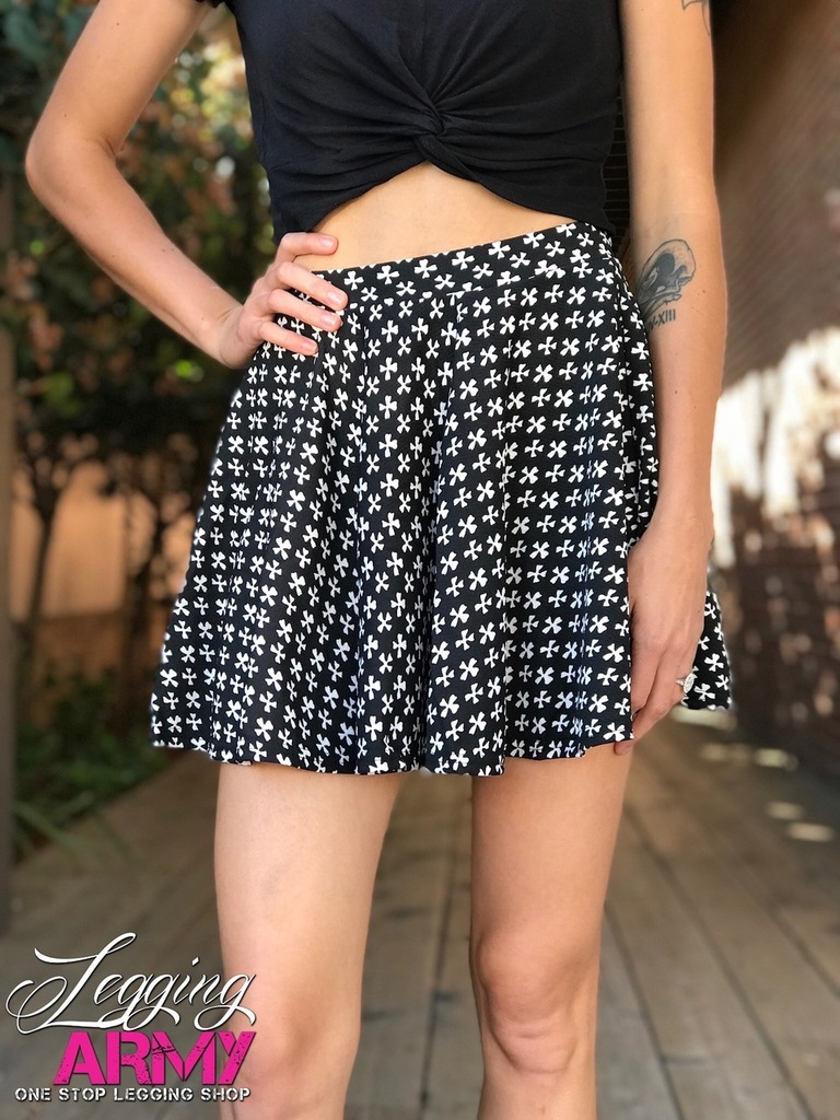 Skirt- Criss Cross