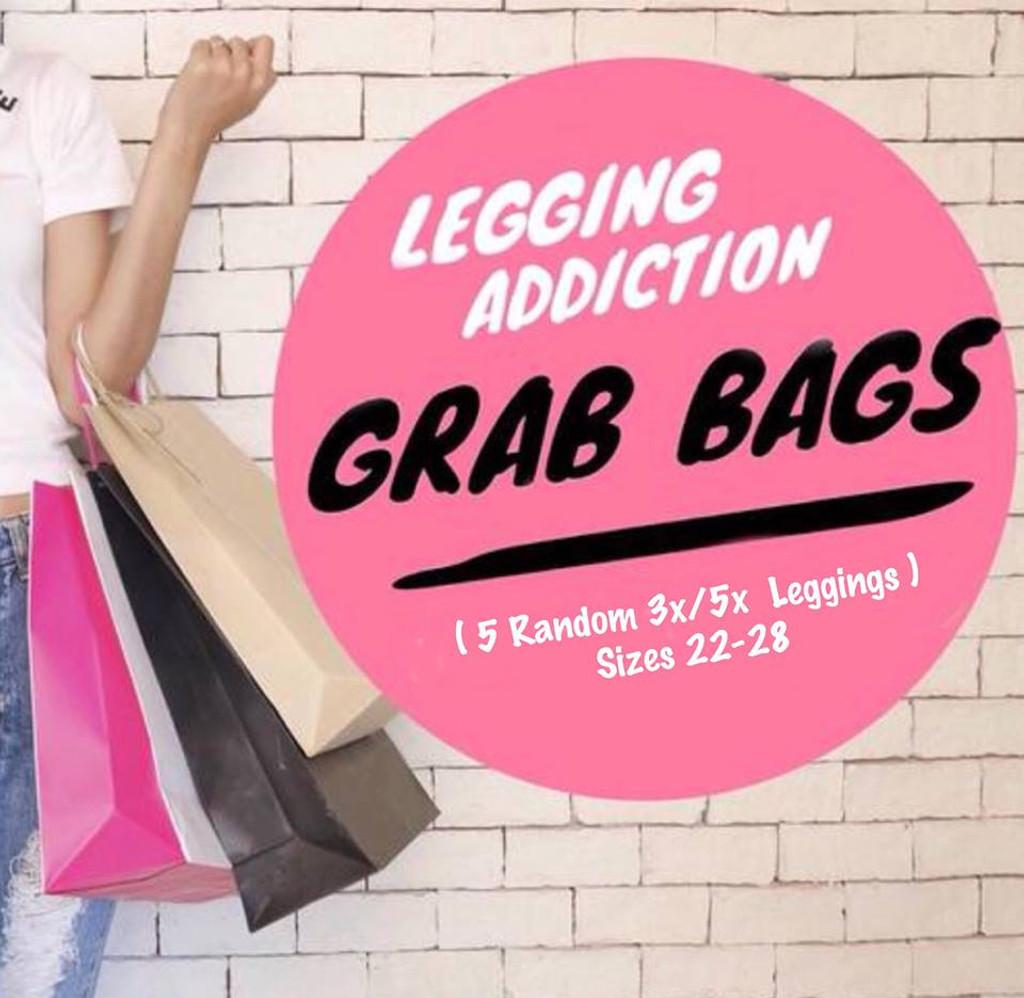 5- Piece 3x5x(22-28) Random Selection Grab Bags