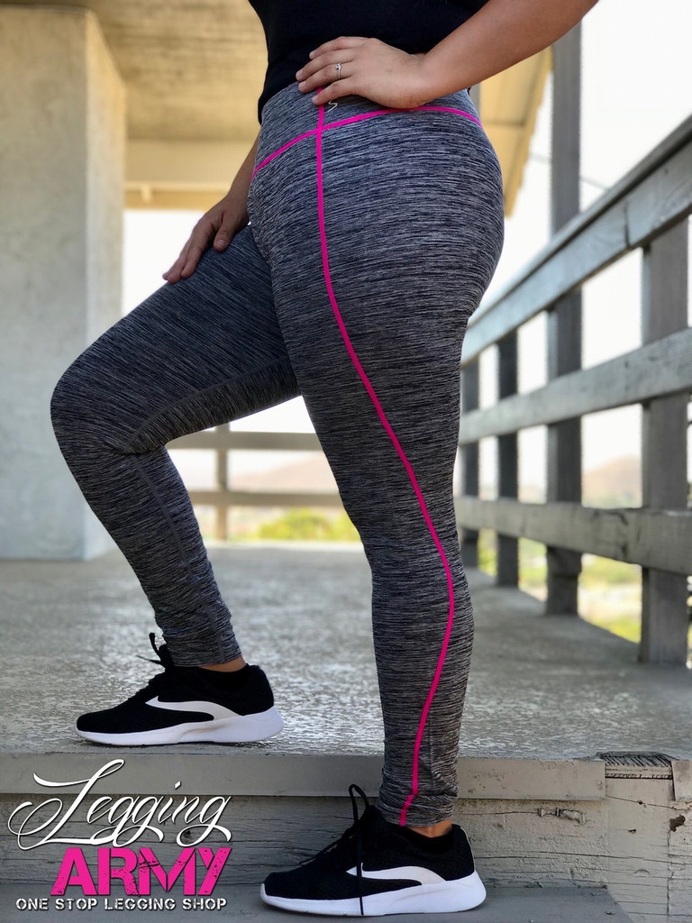 Plus Size Activewear- Perky