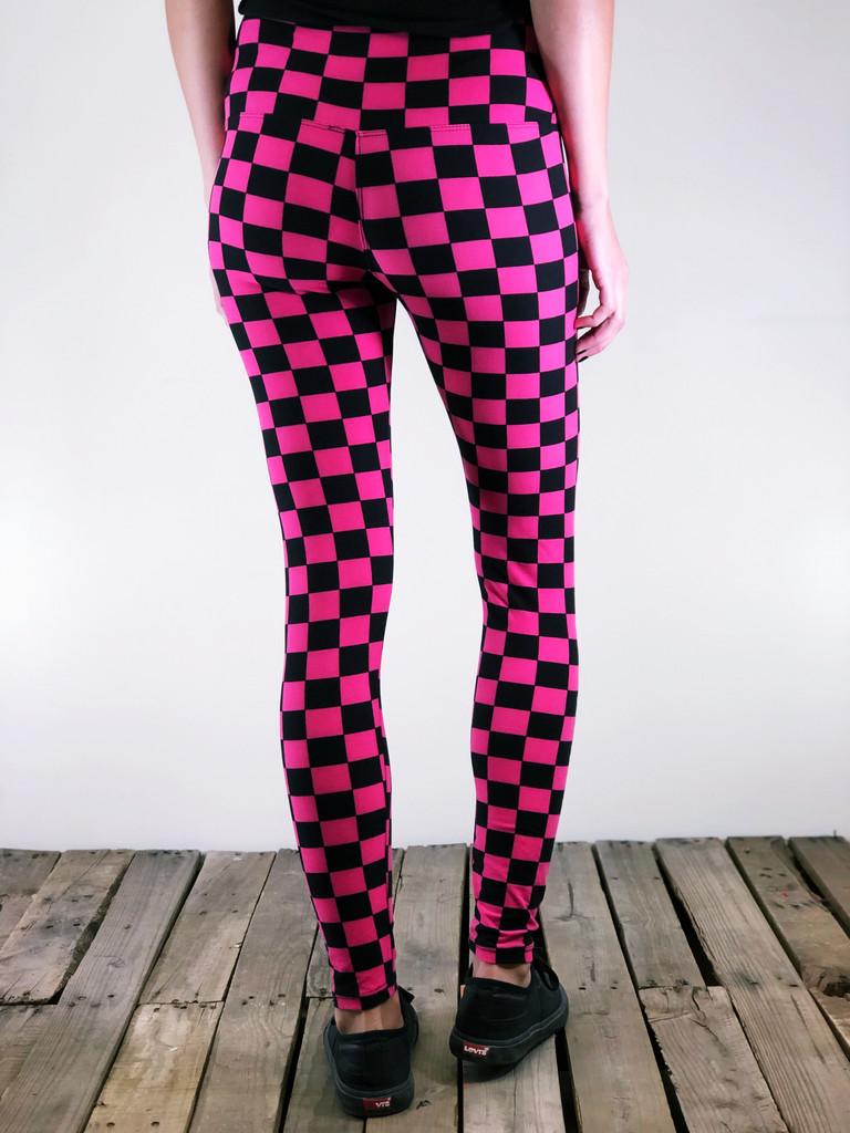 "Yoga 5"" Waistband- (One Size): Racin' For Pinks"