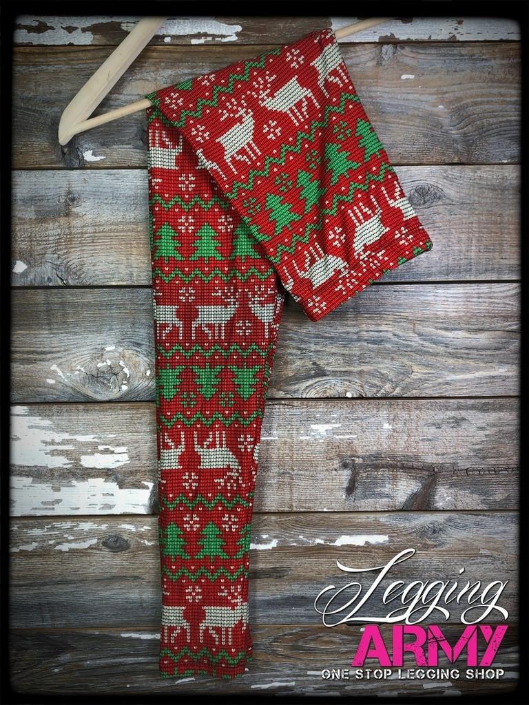 Plus Size- Cross-Stitch Christmas