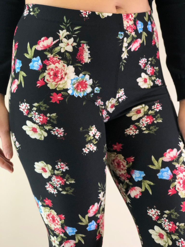 Plus Size- Spring Bouquet
