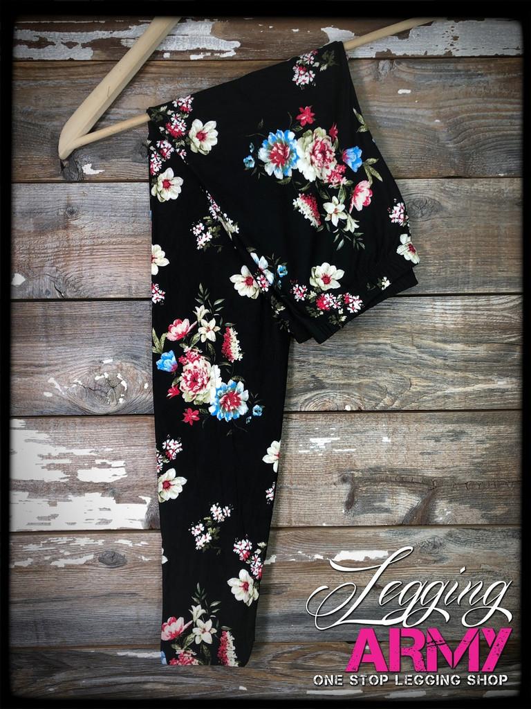 3XL/5XL (22-28)- Spring Bouquet