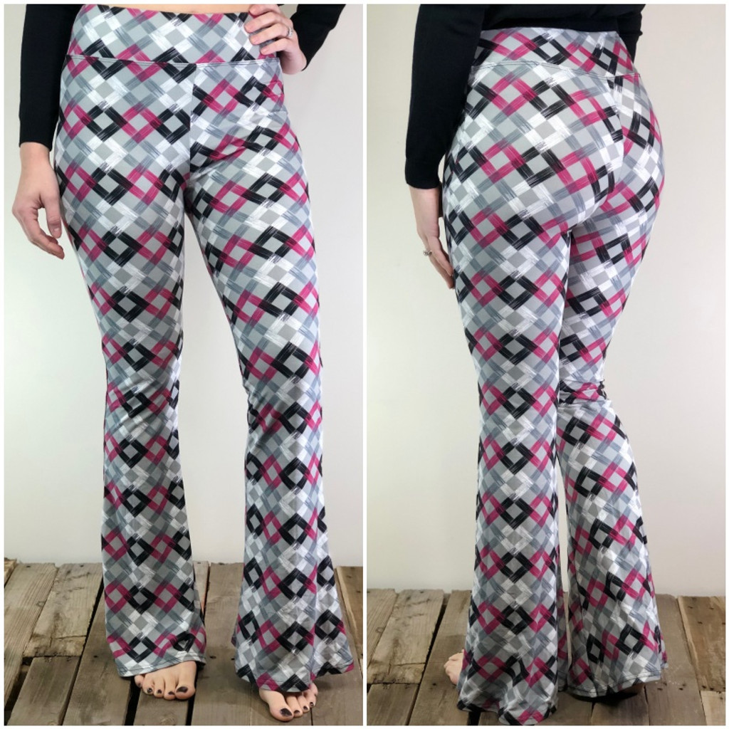 Palazzo Pants- Diamond In The Rough