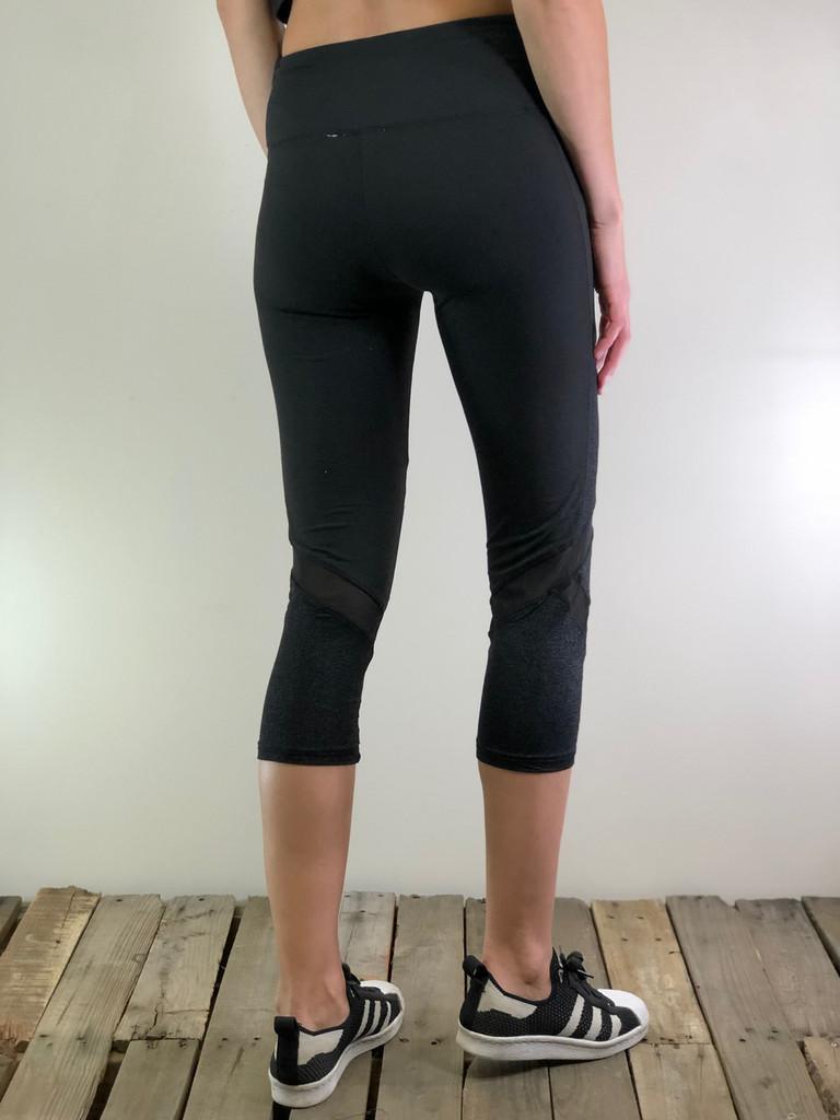 Capri Activewear- Black