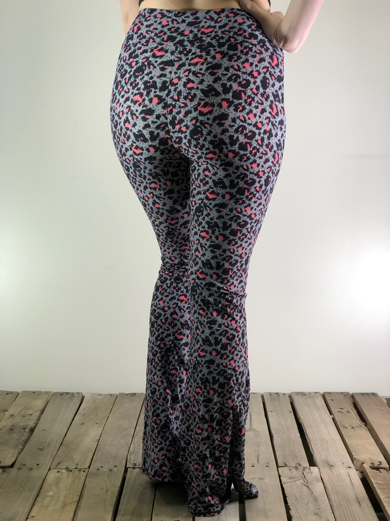 Palazzo Pants- Queen Of The Jungle