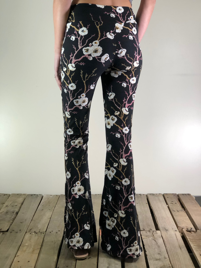 Palazzo Pants- Branching Out
