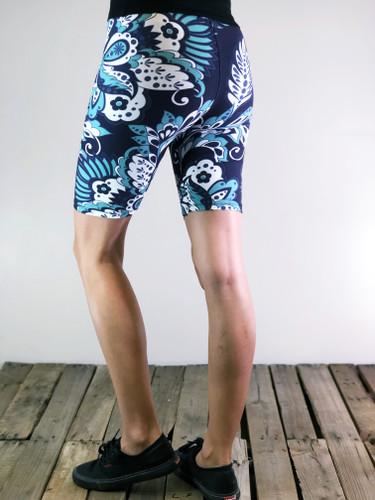 Bike Shorts- Jaded