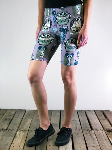 Bike Shorts- Whoo Me?
