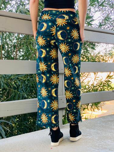Pajama Pants/ Lounge Pants - Helios w/ Pockets
