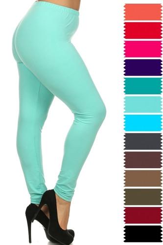 Plus Size- Solid Colors