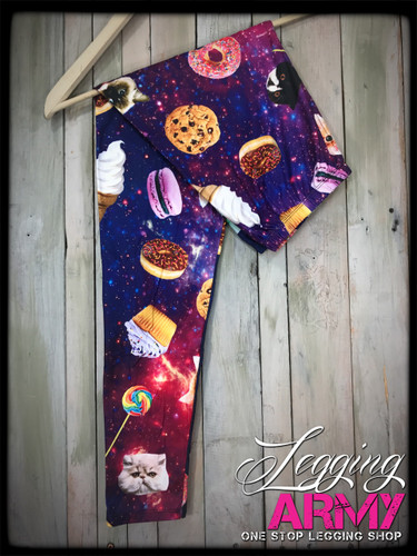 Plus Size Sublimation- Cosmic Catnip