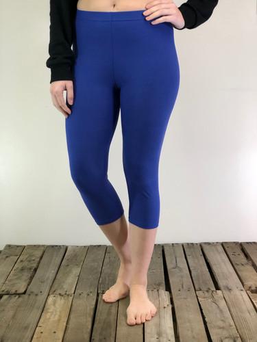 One Size Capri- Solid Color