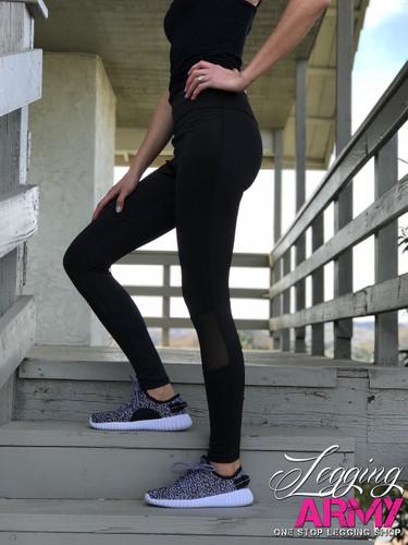 Activewear- Vigorous- Black
