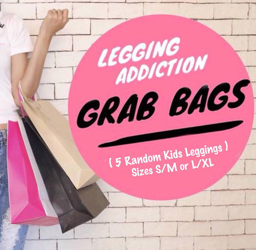 5- Piece Kids Size Random Selection Grab Bags