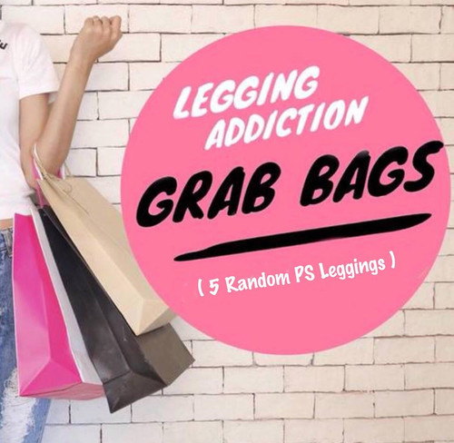 5- Piece Plus Size Capri Random Selection Grab Bags