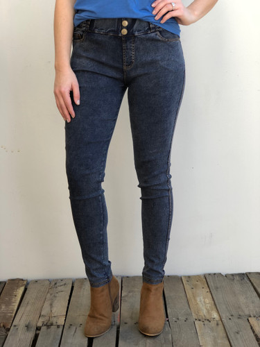 Premium Jegging- Kyanite