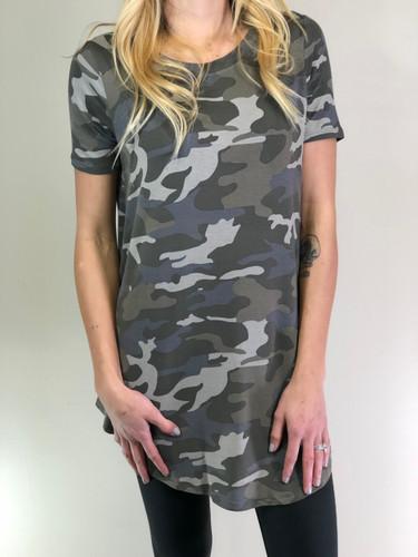 Short Sleeve- Camouflage