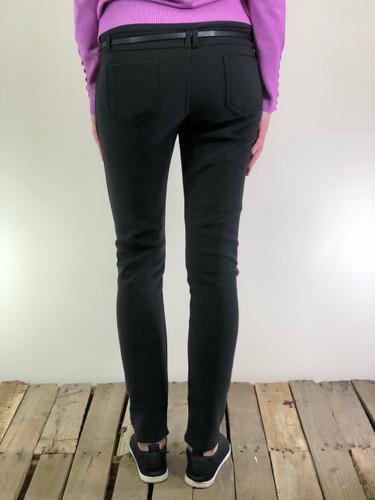Fur Lined Business Pants