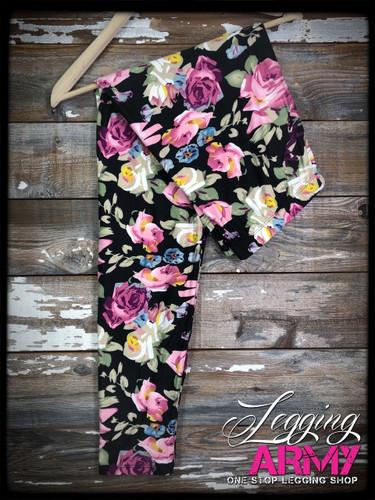 3XL/5XL (24-32)- Rose Garden