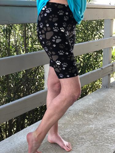 Bike Shorts- Pawesome