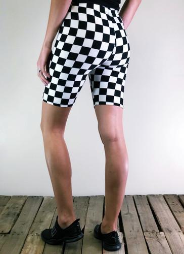 Bike Shorts- Start Your Engines