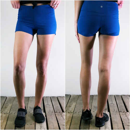 Athletic Shorts- Teal