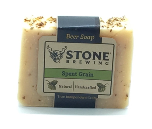 Stone Brewing Spent Grain