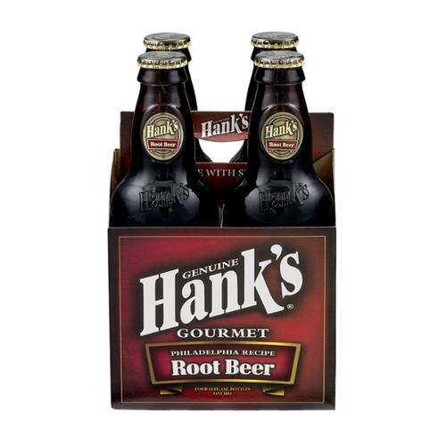 Hank's Root Beer 4 Pack