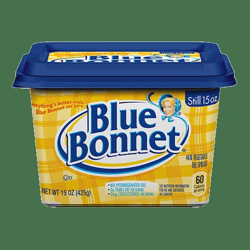 Blue Bonnet Soft Vegetable Oil Spread Butter 15 oz.