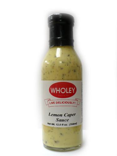 Wholey's Lemon Caper Sauce