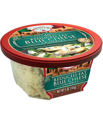 Stella Reduced Fat Blue Cheese 5oz