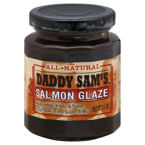 Daddy Sam's Salmon Glaze 11 Oz.