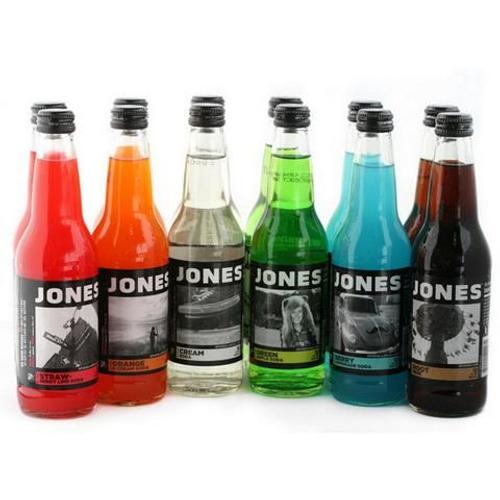 Jones Soda, Assorted Flavors (12 oz)
