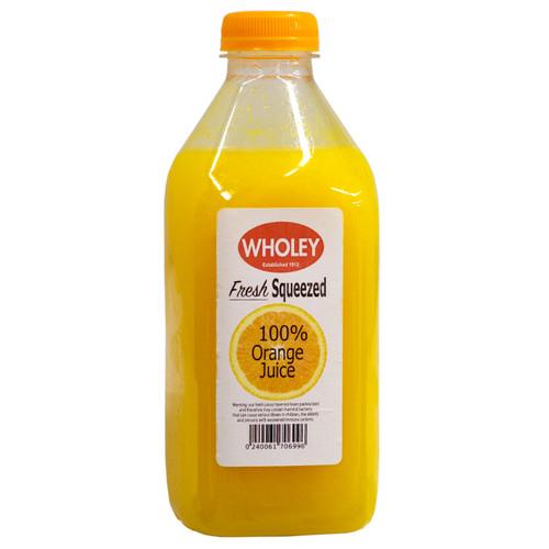 Wholey's Orange Juice