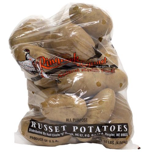 Idaho Russet Potatoes 10 Lb.