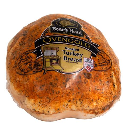 Oven Gold Turkey Breast Boar's Head (1/2 Lb.)
