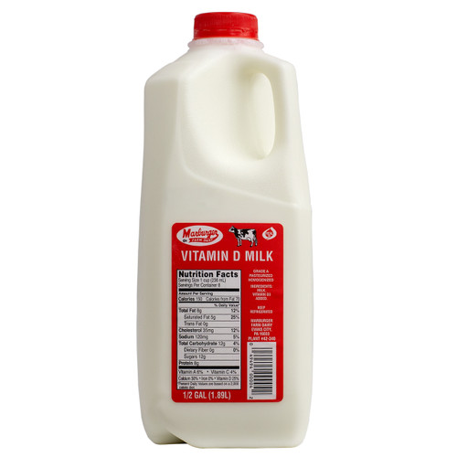 Whole Milk Marburger
