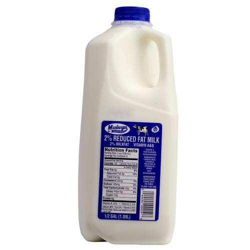 2% Milk Marburger