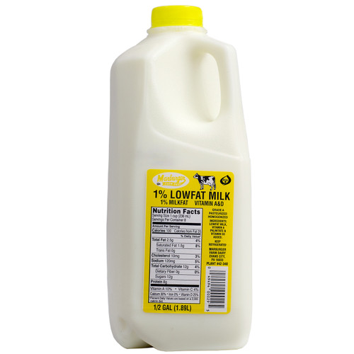 1% Lowfat Milk