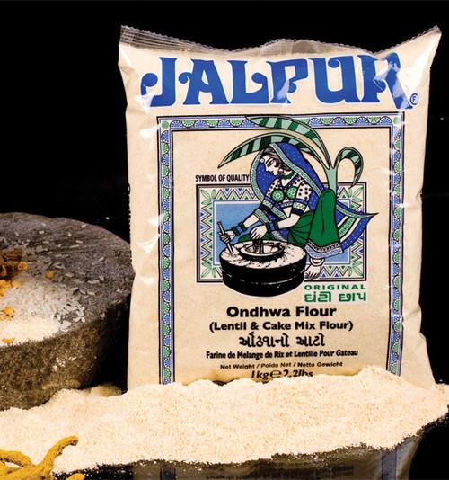 Jalpur Lentil & Cake Mix Flour (Ondhwa Flour)