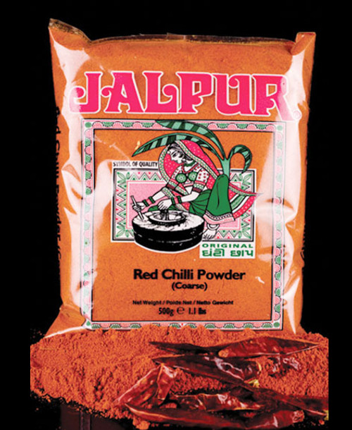 Jalpur Red Chilli Powder Coarse