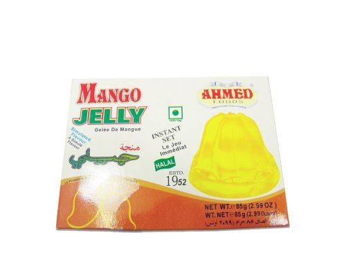 Ahmed Mango Jelly (Vegetarian) - 85g x 3